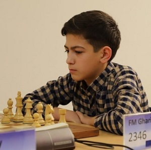 Participants - International Chess Tournament